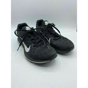 Nike Zoom Winflo 5 Black Anthracite Running Shoes